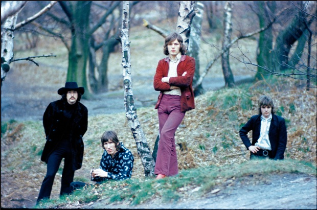 Pink Floyd PO82-1 1968 by Storm Thorgerson RT